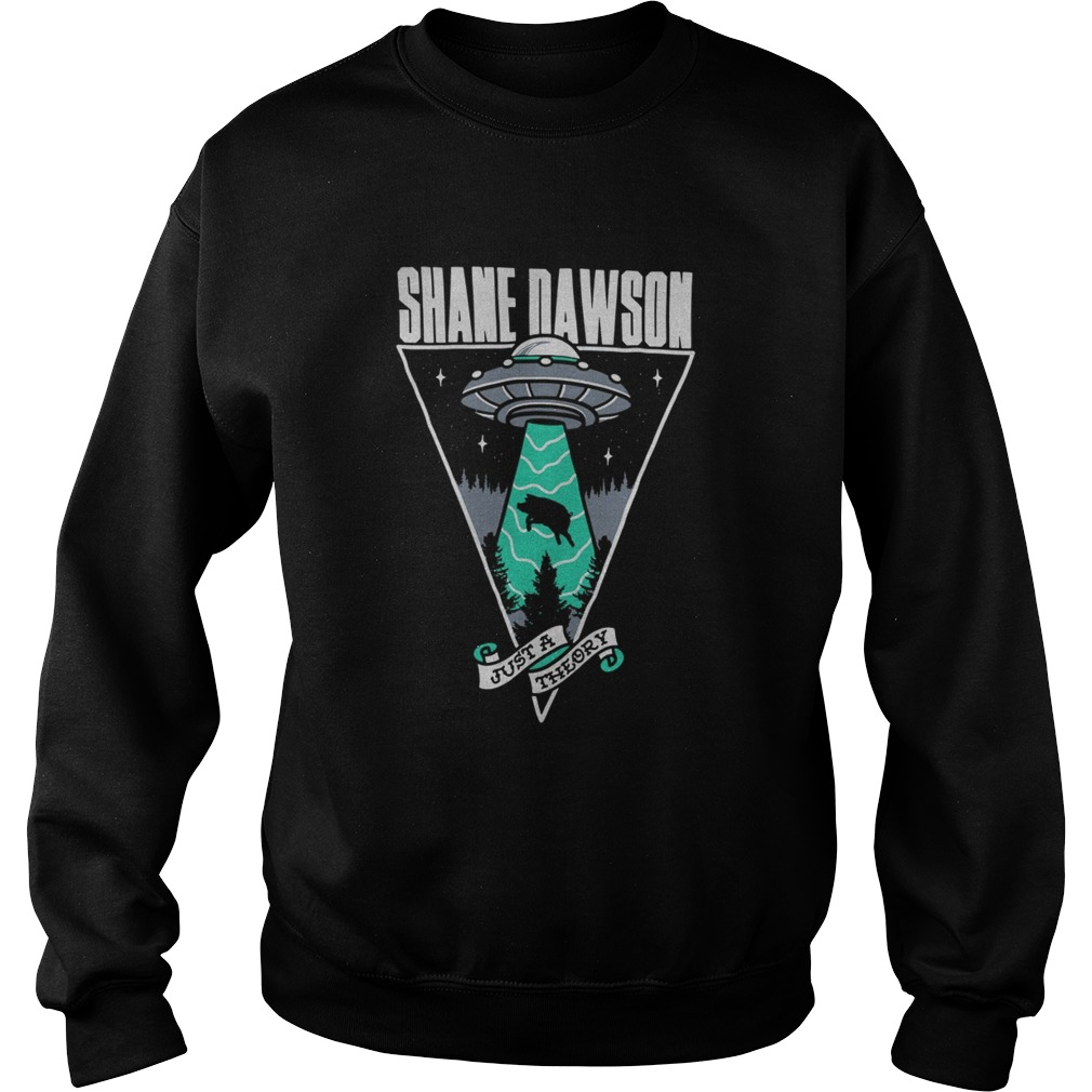 Shane Dawson Just A Theory  Sweatshirt