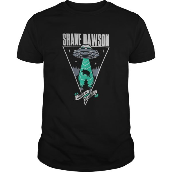 Shane Dawson Just A Theory shirt