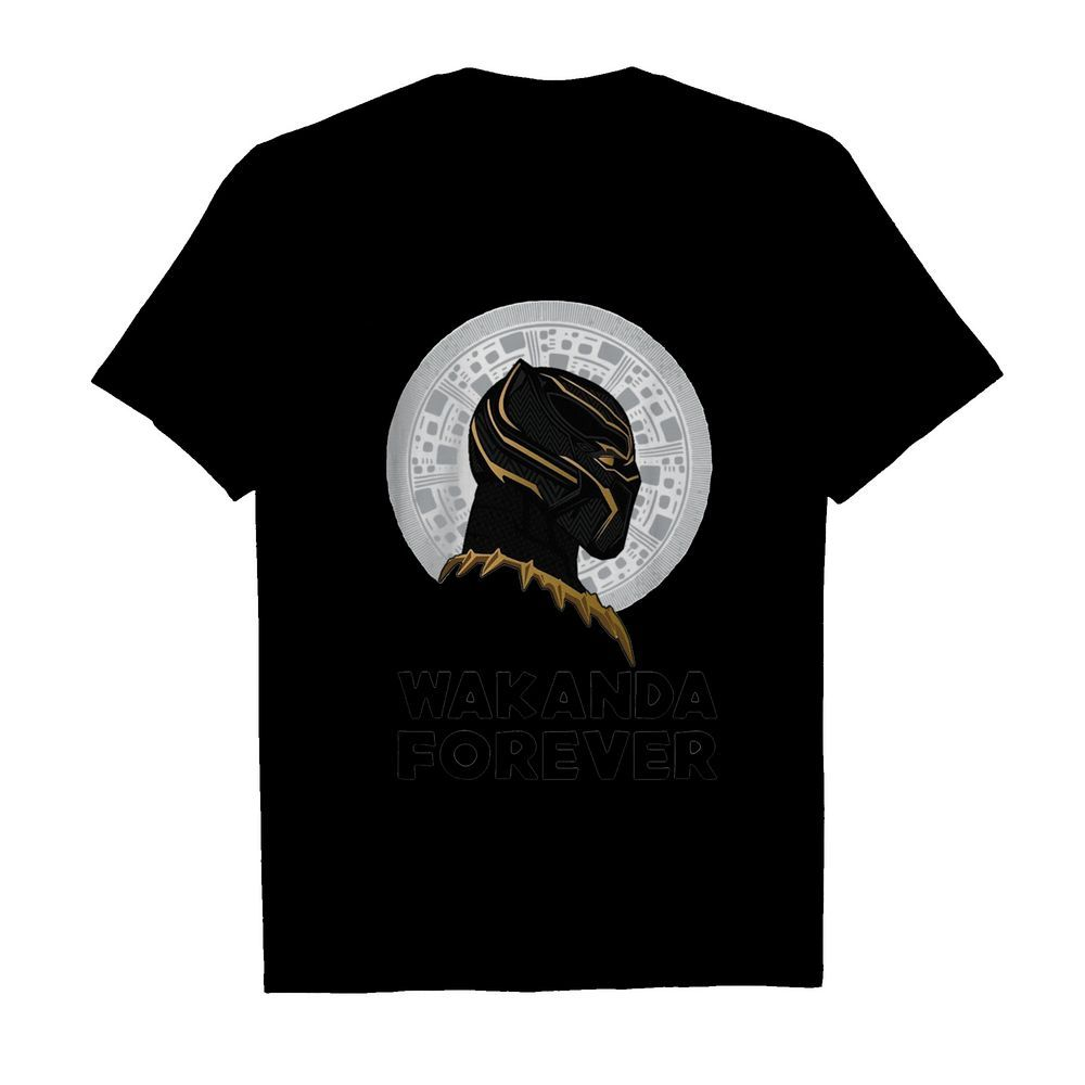 Black Panther Wakanda Forever Thank You For The Memories Signature  Classic Men's T-shirt